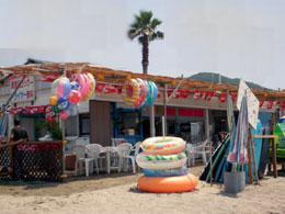 【夏の得々プラン】海の家特典付きプラン