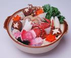 【海鮮鍋プラン】 海鮮寄せ鍋プラン